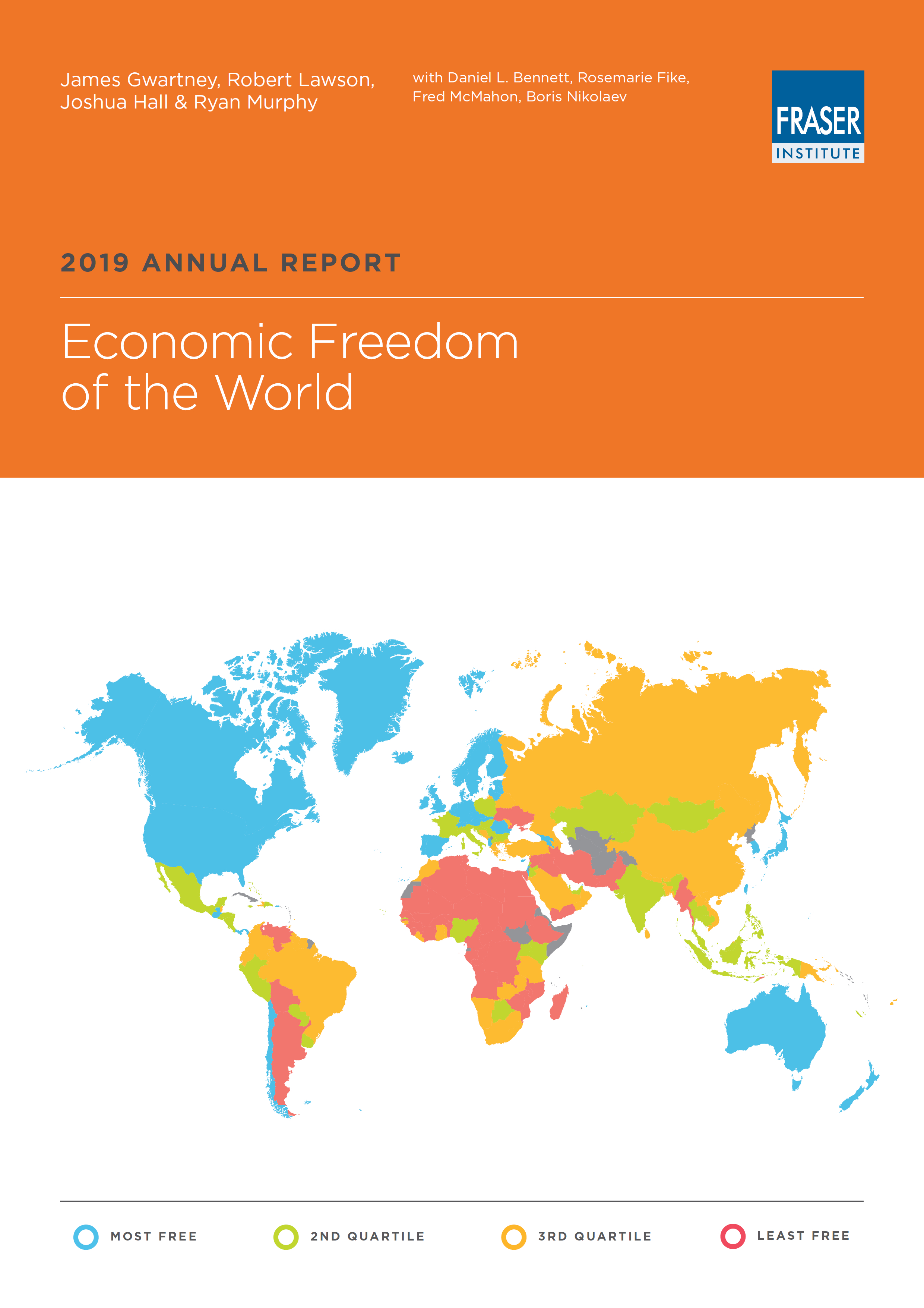 Economic Freedom of the World 2019