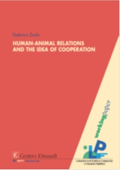 Copertina di Human-animal relations and the idea of cooperation