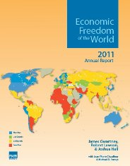 Copertina di Economic Freedom of the World 2011