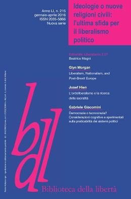 Copertina di Democrazia o tecnocrazia? Considerazioni cognitive e sperimentali sulla praticabilità dei regimi politici