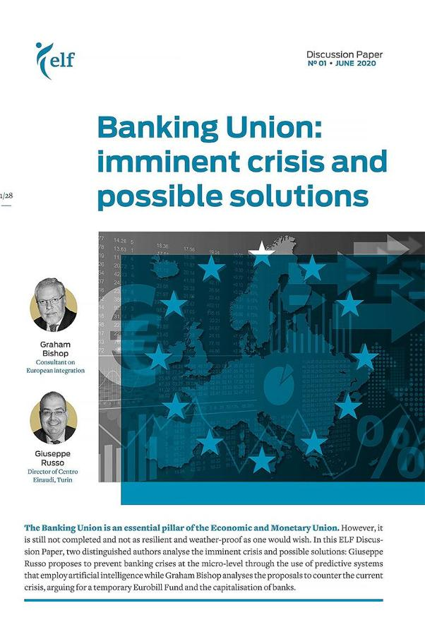 Copertina di Banking Union: imminent crisis and possible solutions