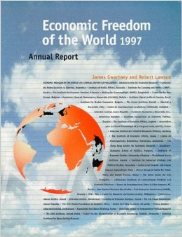 Copertina di Economic Freedom of the World (1997)