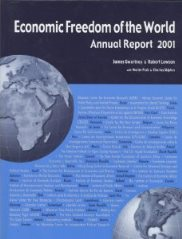 Copertina di Economic Freedom of the World