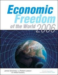 Copertina di Economic Freedom of the World (2006)