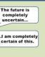 L'illusione della certezza